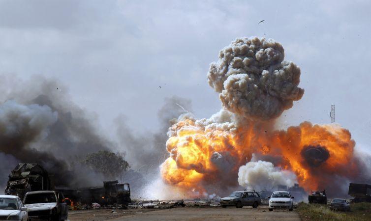 Các cuộc không kích của liên quan do Mỹ dẫn đầu đã phá hủy khoảng 500 – 800 triệu USD tiền mặt của khủng bố IS