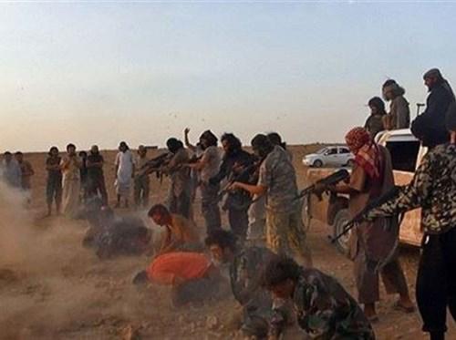 Khủng bố IS tiếp tục hành quyết thêm 20 người tại Palmyra