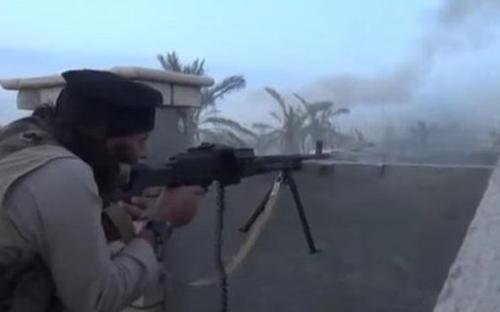 Cuộc chiến giữa lực lượng IS và quân đội chính phủ Iraq tại Ramadi