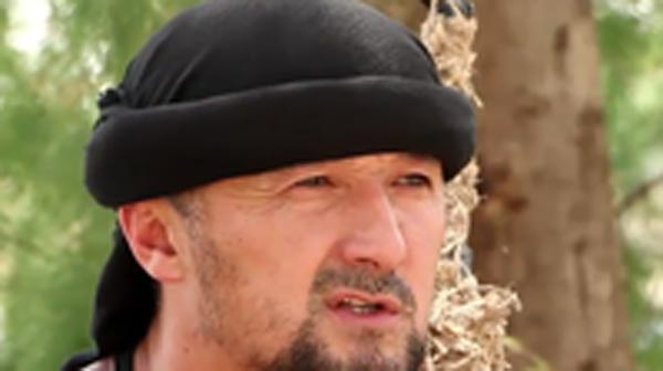 Chỉ huy lực lượng đặc biệt Gulmurod Khalimov đào tẩu theo khủng bố IS