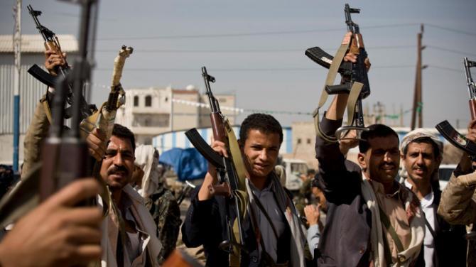 Những tay súng của khủng bố IS đã tấn công dinh tổng thống Yemen vào 21/1