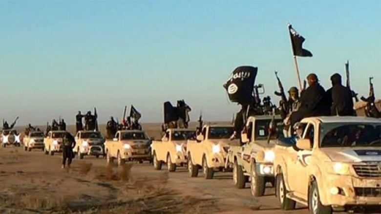 Nhà nước Hồi giáo đang nắm quyền kiểm soát phần lớn diện tích Iraq và Syria