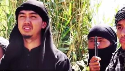 Một người Indonesia xuất hiện trong một clip của khủng bố IS hồi tháng 7