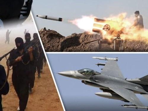 Tuy nhiên phía Mỹ khẳng định không có máy bay nào bị khủng bố IS bắn hạ