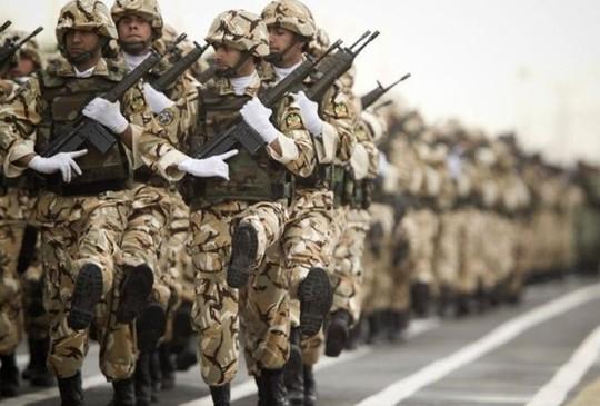 Lực lượng Vệ binh Cách mạng Iran (IRGC)