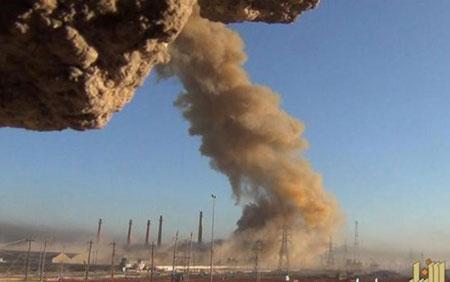 IS đã đủ vật liệu để chế tạo vũ khí giết người hàng loạt