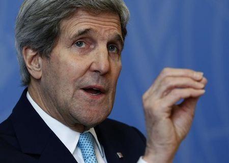 Ngoại trưởng Mỹ Kerry thông báo với Nhà Trắng và Lầu Năm góc về mục đích Nga động binh ở Syria