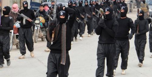 Phiến quân thuộc tổ chức khủng bố IS