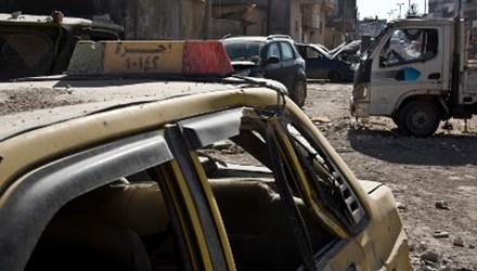 40 phiến quân IS bị tiêu diệt sau một cuộc không kích