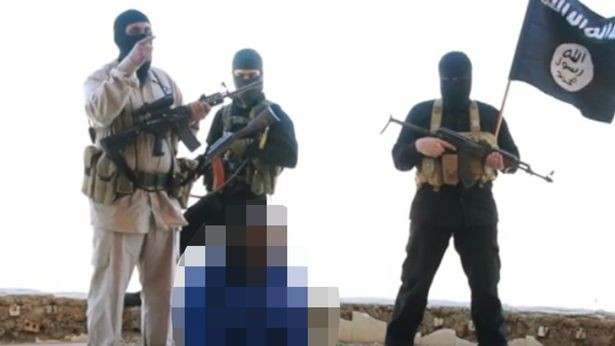 Cảnh hành quyết tù nhân trong video mới nhất của IS nhằm đe dọa Saudi Arabia