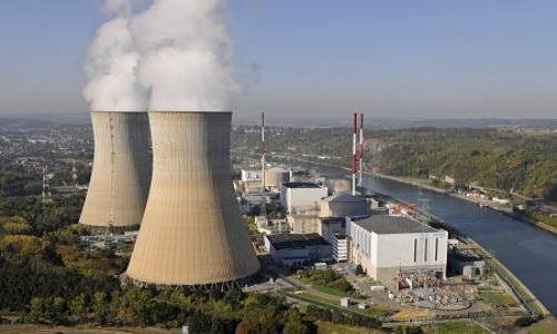 Một trung tâm hạt nhân tại thành phố Liège, Bỉ