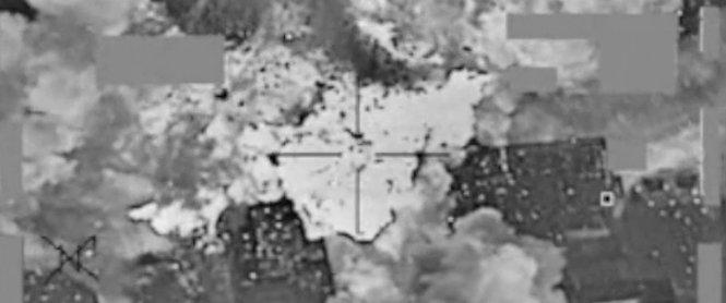 Tới nay Mỹ đã tiến hành được 10 đợt không kích nhằm vào các trung tâm tài chính của tổ chức khủng bố IS