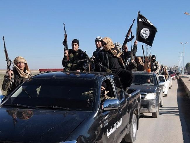 Các tay súng khủng bố IS