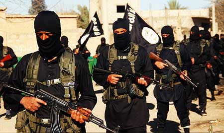 Nhóm khủng bố IS