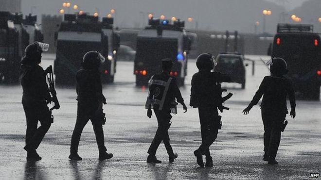 Saudi Arabia đã nhiều lần truy quét các tổ chức liên quan đến tổ chức khủng bố IS hoạt động ở nước này