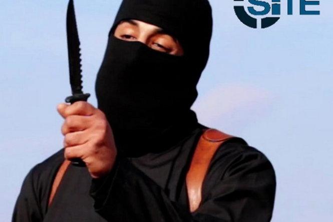 Tổ chức khủng bố IS chính thức xác nhận Jihadi John đã bị tiêu diệt