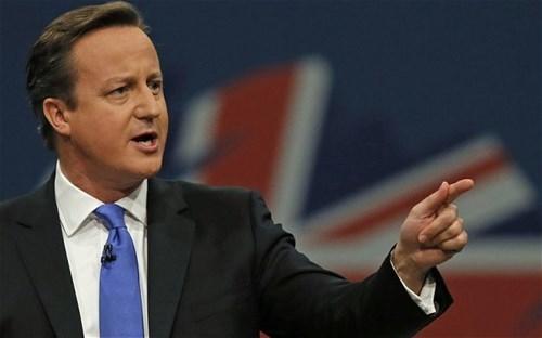 Thủ tướng Anh David Cameron kêu gọi chống khủng bố IS qua mạng Internet