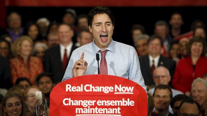 Thủ tướng tân cử Canada, Justin Trudeau cho biết nước này sẽ rút khỏi chiến dịch không kích chống khủng bố IS