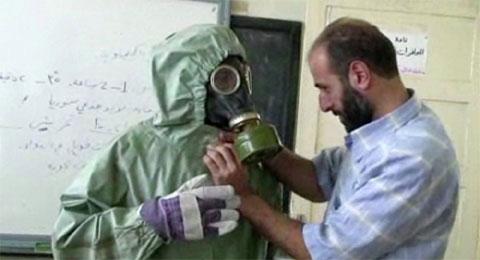 Tổ chức khủng bố IS đang cố chế tạo vũ khí hóa học