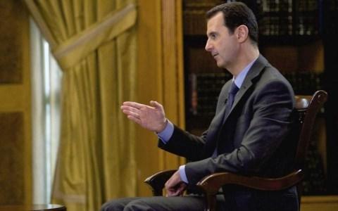 Tổng thống Syria al-Assad lý giải về việc không kích tổ chức khủng bố  IS