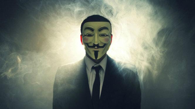 Anonymous phát động đại chiến mạng chưa từng có với tổ chức khủng bố IS