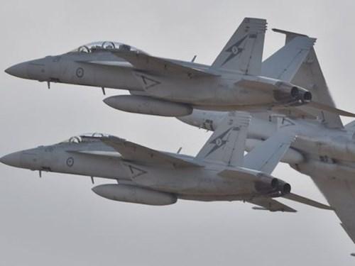 Úc đã đánh bom IS từ tháng 9/2014