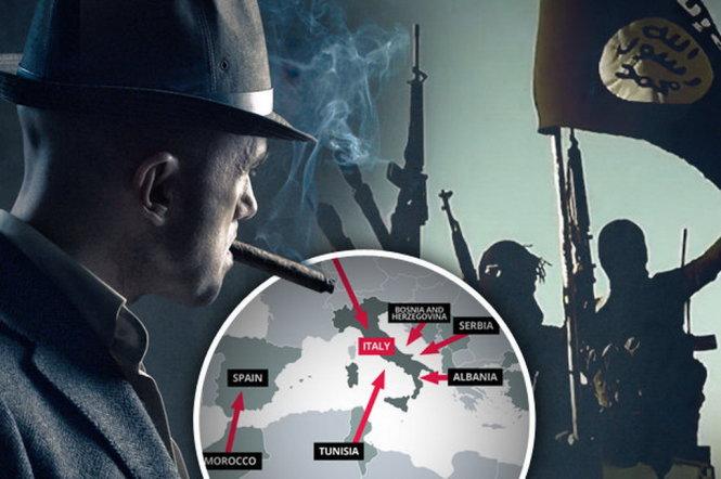 Nhóm khủng bố IS thừa nhận mafia Ý là kẻ thù mà chúng e ngại nhất