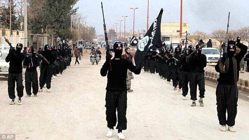 Hàng ngàn chiến binh nước ngoài chiến đấu trong hàng ngũ tổ chức khủng bố IS ở Syria và Iraq