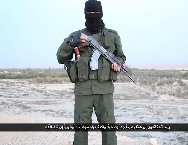 Tay súng thuộc tổ chức khủng bố IS đe dọa tấn công người Do Thái trong video mới nhất