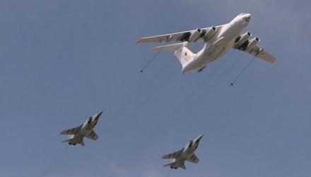 Moscow đã có kế hoạch thực hiện các cuộc không kích nhằm vào lực lượng khủng bố IS