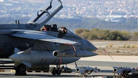 Không quân Anh sẵn sàng không kích IS ở Syria