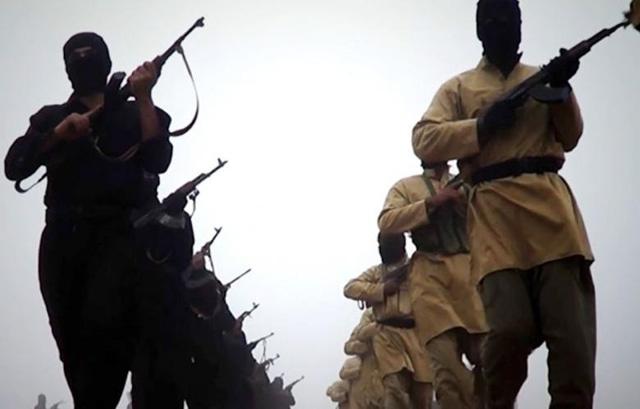 Phiến quân khủng bố IS