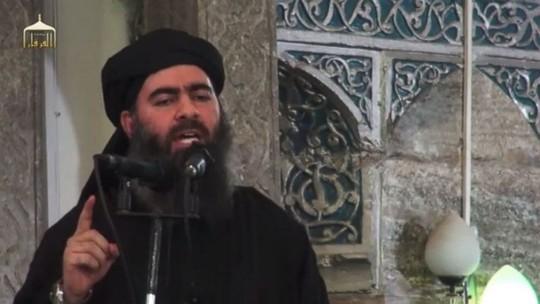 Thủ lĩnh tối cao của tổ chức khủng bố IS al-Baghdadi