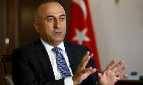 Ngoại trưởng Thổ Nhĩ Kỳ Cavusoglu tiết lộ sắp cùng Mỹ tấn công toàn diện IS
