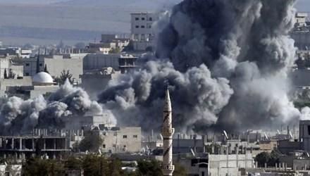 Lực lượng liên quân do Mỹ đứng đầu đã tiến hành 20 cuộc không kích nhằm vào tổ chức khủng bố IS