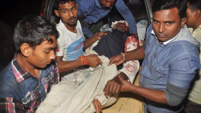 Một người bị thương nặng trong vụ tấn công do khủng bố IS thực hiện