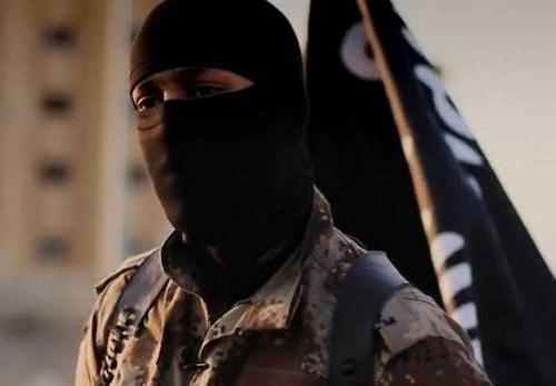Chiến binh thuộc tổ chức khủng bố IS