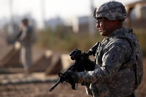 Lực lượng binh sỹ Mỹ