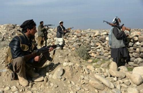 Lực lượng dân quân Afghanistan