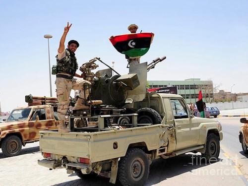 Libya muốn được gỡ bỏ lệnh cấm vận vũ khí
