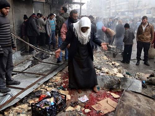 Thổ Nhĩ Kỳ sẽ cùng với Mỹ tạo vùng đệm không khủng bố IS tại bắc Syria