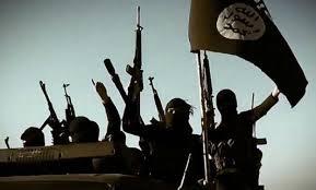 Các tay súng thuộc tổ chức khủng bố IS
