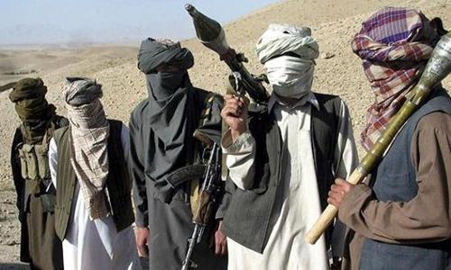 Phiến quân Taliban ở Afghanistan