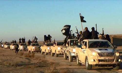 Syria cho rằng tổ chức khủng bố IS bành trướng hoạt động nhờ sự hỗ trợ của Thổ Nhĩ Kỳ