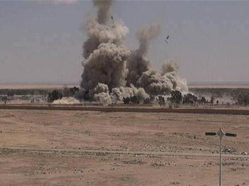 28 tay súng thuộc khủng bố IS tử trận trong cuộc tấn công dữ dội