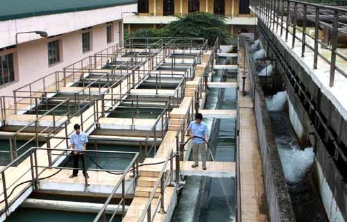 Khủng hoàng nước sạch ở thành thị