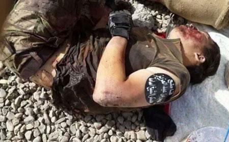 Người Trung Quốc bị Iraq bắt tham gia phiến quân IS?
