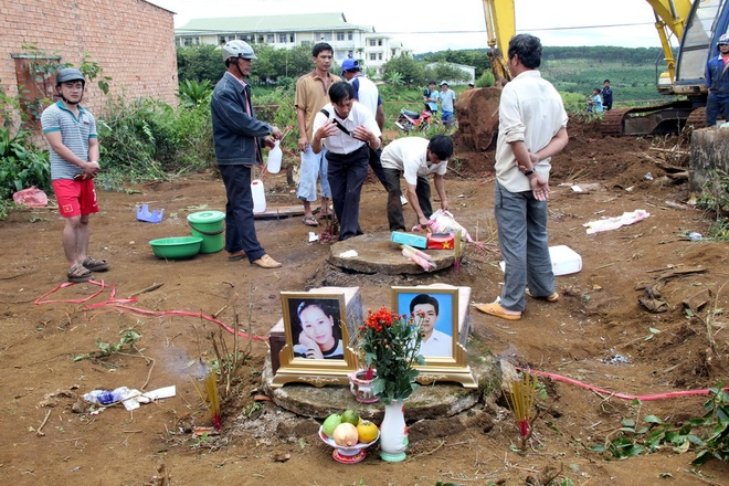 Hiện thi thể 2 nạn nhân trong vụ Kiều Quốc Huy giết người phi tang xác ở Lâm Đồng đã được bàn giao cho gia đình lo hậu sự