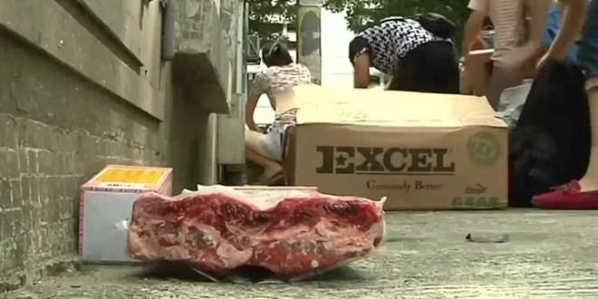Số thịt đông lạnh này có thể gây ngộ độc thực phẩm nặng, thậm chí là gây tử vong