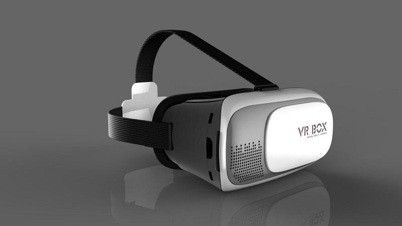 Kính thực tế ảo Moonflor 3D. Ảnh: Amazon
